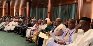Full Text Of Buhari's Speech At Ministerial Inauguration