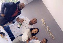 BBNaija: Mercy Bags Endorsement Deal With Moet & Chandon