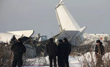 Plane With 100 On Board Crashes