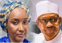 President Buhari Places 'Rumoured Wife' Under Close Supervision
