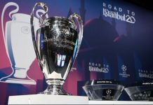 Complete Fixtures Of UEFA Champions League Round Of 16 Draw