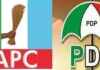 States Controlled By PDP And APC After Edo Election (Full List)