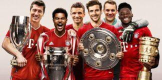 Bayern Munich Win UEFA Super Cup
